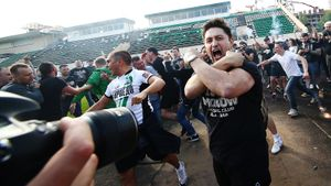 «Торпедо» выступило против оскорбительных скандирований своих болельщиков на матче ФНЛ