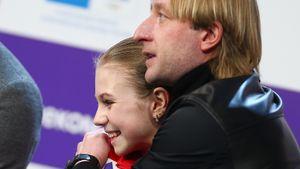 Плющенко: «Если бы Трусова сделала еще один четверной, она бы выиграла чемпионат мира»