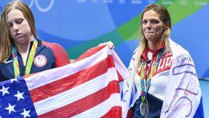 Российская пловчиха Ефимова допустила возможность получения гражданства США
