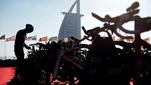 Велогонка в ОАЭ прекращена из-за обнаружения коронавируса у двух итальянцев