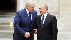 Лукашенко хочет провести совместную Олимпиаду сРоссией или Украиной. Реальноли это?