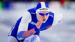 Отстраненные отОлимпиады русские конькобежцы снова втопе. Кулижникова боготворят вГолландии