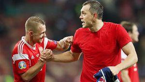 Баринов: «Хочу быть капитаном сборной России, у меня есть такие амбиции»