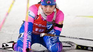 Пока Белоруссия берет медаль, лидер сборной России занимает 64-е место. Новый позор русских биатлонистов на ЧМ