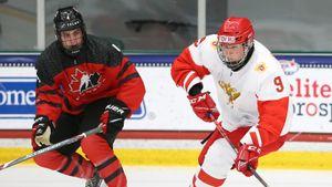 Первый центр юниорки и новый бриллиант СКА. Кто такой Федор Свечков— единственный русский в 1-м раунде драфта НХЛ