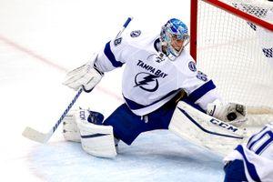 «Где была бы «Тампа» без Андрея?» Василевский — претендент на приз самому ценному игроку сезона в НХЛ!