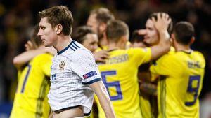 «Спасибо шведу за победу!» Что пишут за рубежом о поражении сборной России