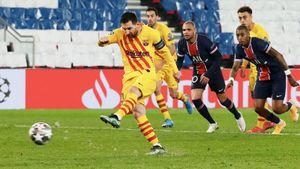 Месси не спас «Барселону». Положил супергол, но не справился с пенальти