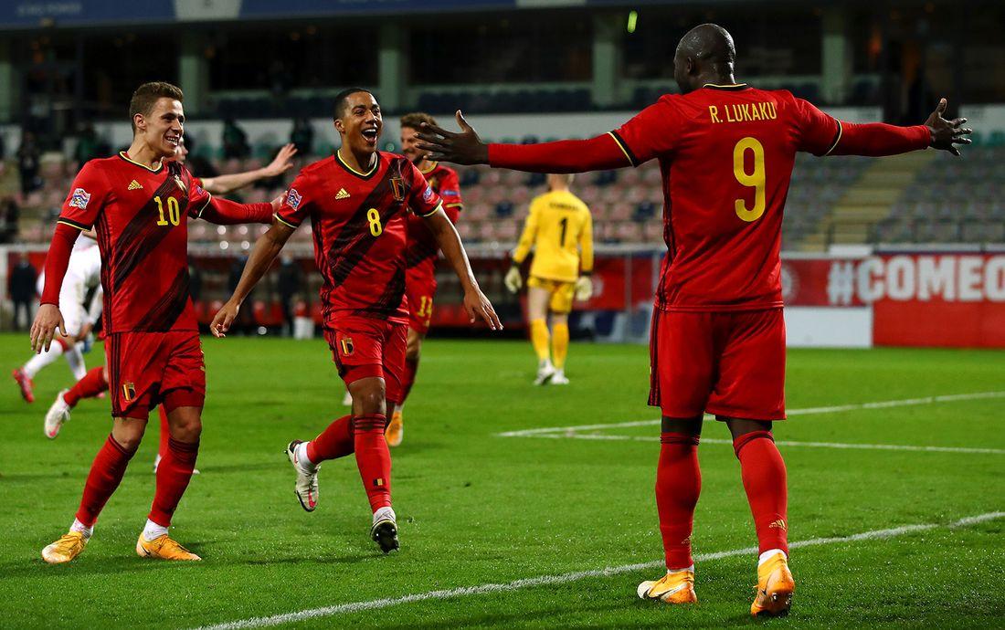 Каждый футболист сборной Бельгии получит 435 тыс. евро в случае победы на Евро-2020