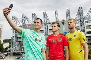 «Химки» показали новую форму на сезон-2021/22