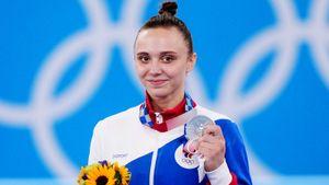 Гимнастка Ильянкова— новая Мустафина. На Олимпиаде в Токио она неожиданно стала второй на брусьях