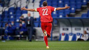 Дубль Дзюбы и гол Караваева помогли сборной России обыграть Сербию в Лиге наций. Как это было