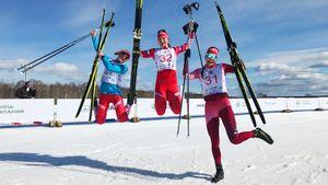 Самая крутая лыжница России выиграла первый взрослый титул. Она уже мировая суперзвезда