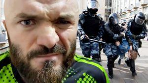 «Почему их все ненавидят?» Полицейский беспредел в России глазами бойца ММА Магомеда Исмаилова