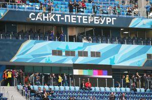 Спортивные мероприятия в Санкт-Петербурге в ноябре пройдут при 30% заполняемости трибун