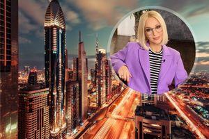 Лера Кудрявцева рассказала, как Дубай реагирует напандемию коронавируса. Она возвращается вМоскву