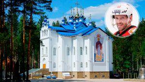 Дацюк побывал на службе у запрещенного священника в захваченном монастыре на Урале