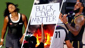 «Мы требуем перемен!» Спортсмены в США бойкотируют турниры из-за ранения темнокожего полицией