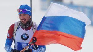 Мужская сборная России выиграла бронзу в эстафете! Чемпионат мира по биатлону в Поклюке. Как это было