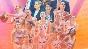 Екатеринбургский УГМК в 3-й раз подряд выиграл женскую Евролигу