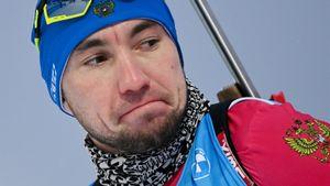 Россия могла прервать позорную серию из 32 гонок без медалей. Но Логинов на последней стрельбе зашел на круг