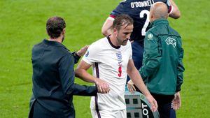 Англия и Шотландия не смогли забить друг другу на чемпионате Европы