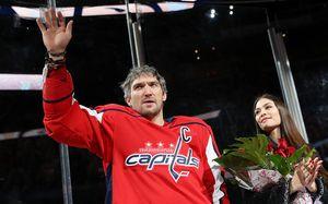 Овечкин признан второй звездой игрового дня в НХЛ