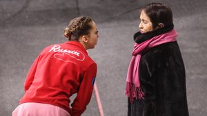 Скандал на чемпионате мира: фигуристка Бойкова нахамила своему 79-летнему тренеру Москвиной после оглашения оценок