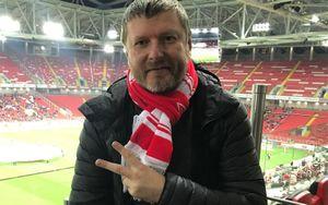 Кафельников— о московском дерби: «Я ушел на 86-й минуте. Счет должен был быть 4:0 в пользу «Динамо»