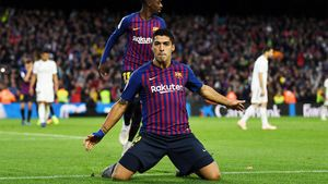 «Барса» вынесла «Реал» в класико. Суарес сыграл в режиме Месси