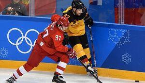 «Неищите здесь политики!» Губерниев защитил решение «Матч ТВ» показать 9мая победу России над Германией вхоккее