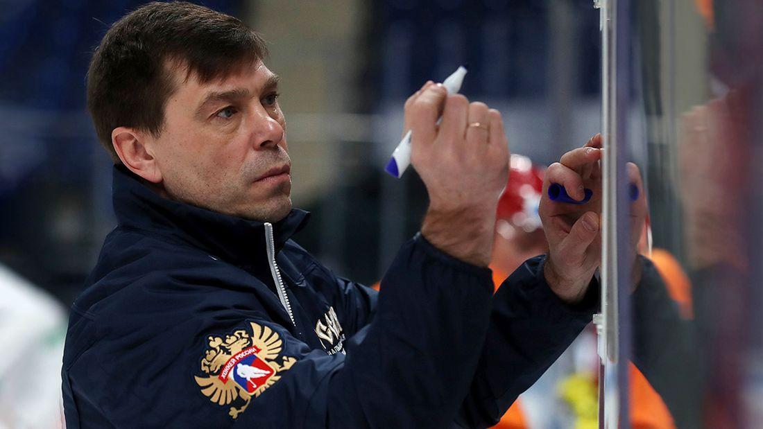 Куда пропал бывший тренер сборной России. Кудашов должен был стать консультантом Брагина, но в сборной его нет