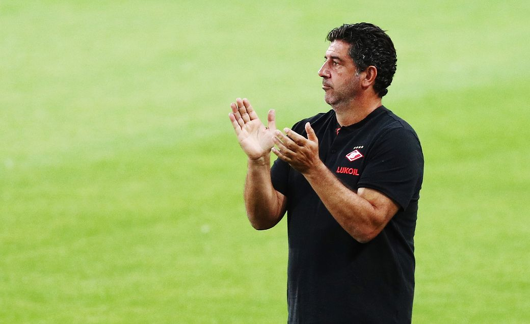 Спартак прервал свою 5-матчевую серию поражений в еврокубках, обыграв Наполи
