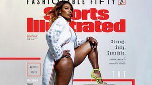 Серену Уильямс признали самой стильной спортсменкой года. Болельщики сравнили ее с Годзиллой