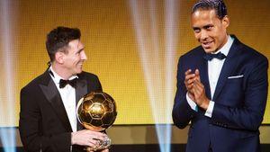 Месси или Ван Дейк: кто должен выиграть «Золотой мяч»? Выбирают авторы Sport24