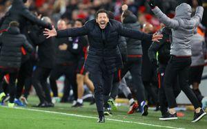 Симеоне продлил контракт с «Атлетико» до 2024 года