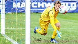Митрюшкин сыграл за «Сьон» впервые за 2 года. И пропустил под ногой после паса защитника