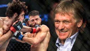 Джокер Макгрегор, разочарование Нурмагомедова, Песков итриумф Забита. UFC вМоскве: главные фото