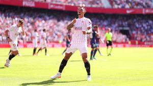 «Севилья» обыграла «Леванте» и вышла на 1-е место в таблице Ла Лиги