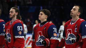 «Локомотив» потерпел поражение от «Адмирала», прервав 4-матчевую серию побед в КХЛ