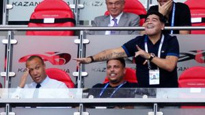 Роналдо рассказал, почему Марадона носил двое часов