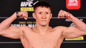 Чемпион из Казахстана несколько лет побеждал в России. В UFC Жумагулов проиграл дважды за полгода