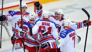 6 лет назад вКХЛ играла европейская Dream Team. «Лев» жил нарусские деньги, дошел дофинала исразу исчез