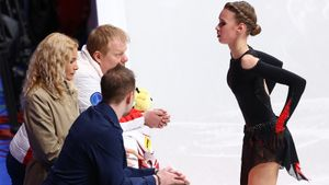 5 из 7 главным фавориткам Олимпиады еще не исполнилось 18 лет. Почему победы юных фигуристок— это круто