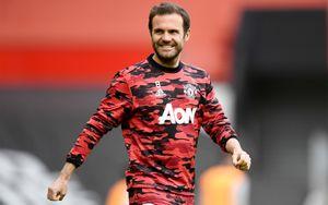 Мата продлил контракт с «Манчестер Юнайтед»