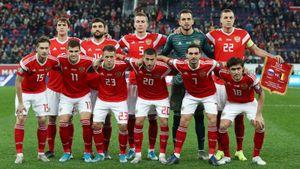 Сборная России может сыграть наЧМ-2022 под названием «Наши парни»