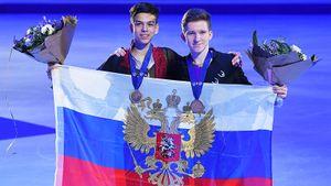 16-летний вундеркинд Мозалев стал лучшим в мире. У России на юниорском ЧМ пять медалей из шести