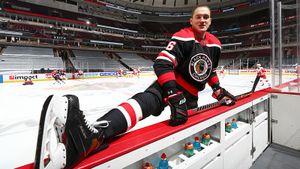 Русский гигант просит у клуба НХЛ $30 миллионов! Задоров прибавил, но такие деньги от «Чикаго»— это фантастика