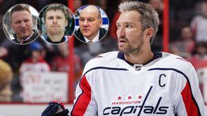«Боги не дают Овечкину побить рекорд Гретцки». Бывшие русские звезды НХЛ — о новом сезоне