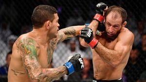 Чеченскому бойцу Тайсумову не помогла даже поддержка Кадырова. Он проиграл после серии побед в UFC